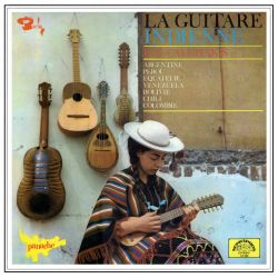 "Los Calchakis ""La guitare Indienne"""
